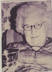 Vera A MacDonald
